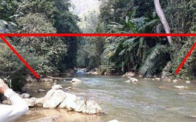 Hydropower Sanan River